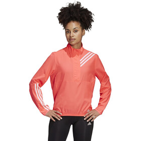 adidas Run It Jacke Damen signal pink